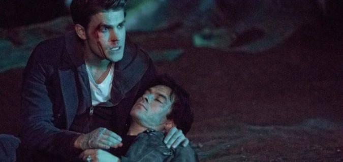 The Vampire diaries Temporada 8