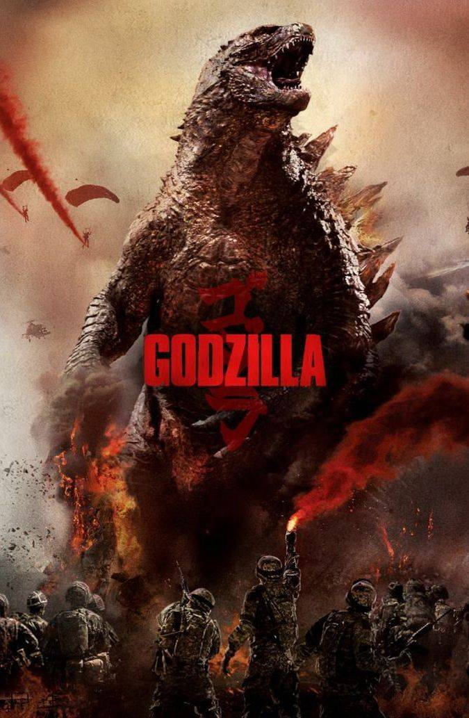 stranger things Godzilla: King of the Monsters