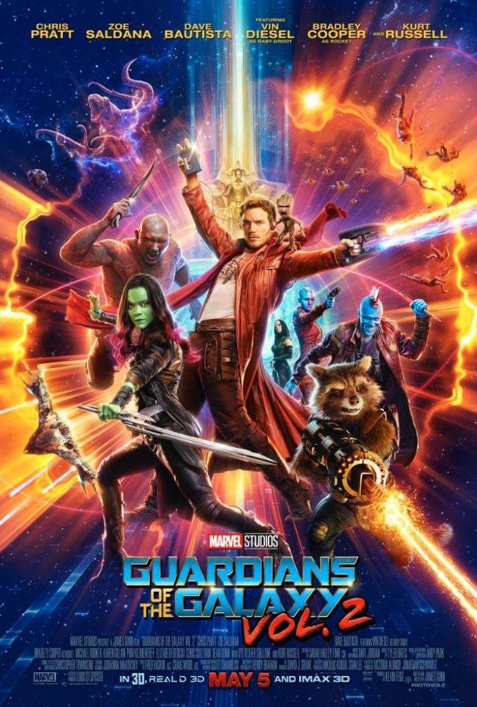 Guardians of the Galaxy Vol 2 trailer marvel