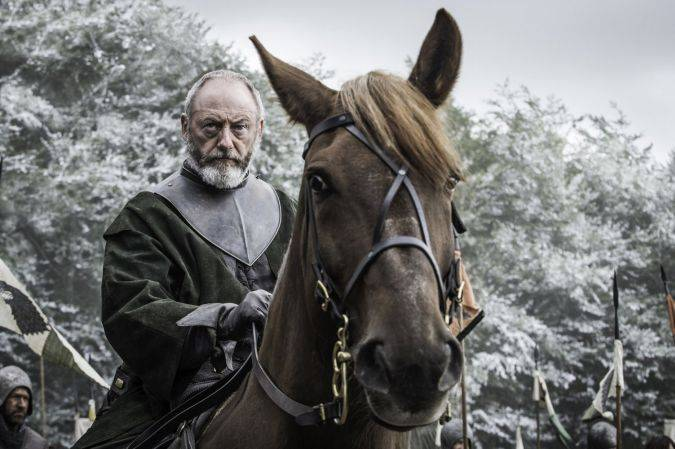 game of thrones ser davos