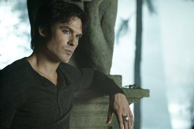 the vampire diaries damon