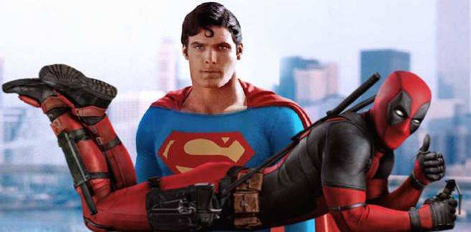 deadpool superman