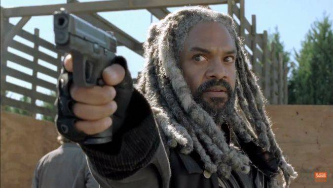 the walking dead 7x13 ezekiel