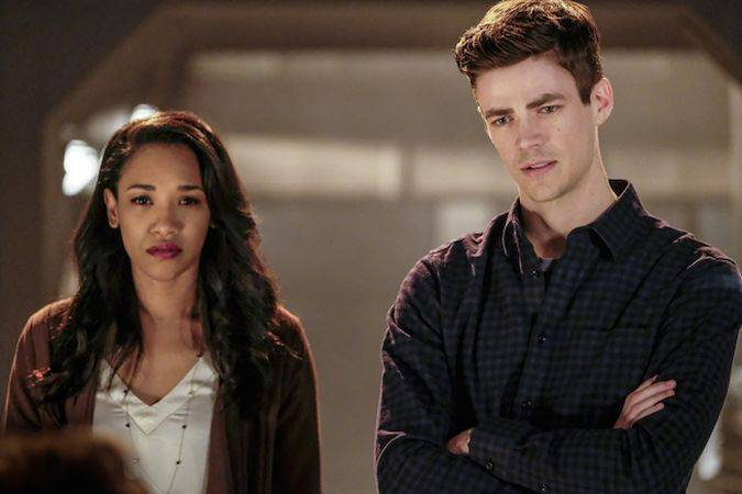 the flash 3x15 iris barry allen