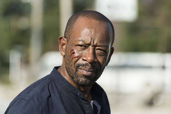 the walking dead 7x13 morgan