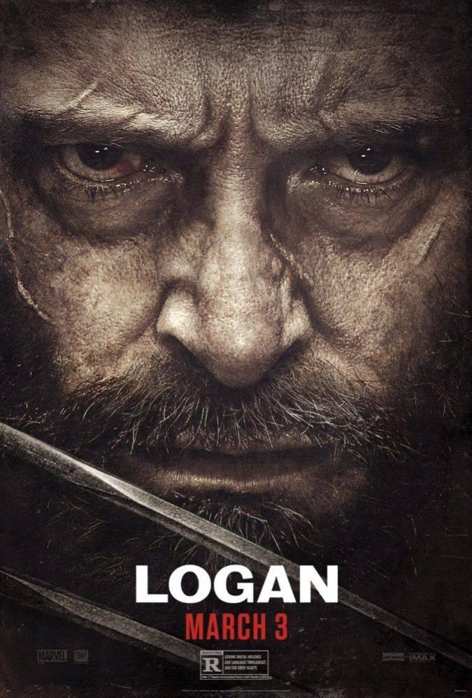 hugh jackman logan wolverine poster pelicula