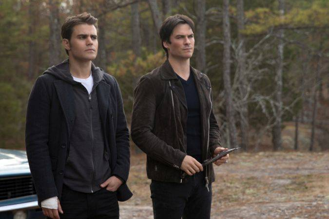 the vampire diaries damon stefan salvatore final