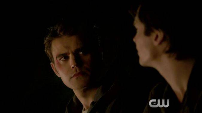 the vampire diaries 8x16 stefan damon salvatore