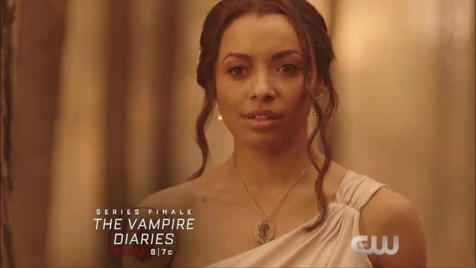 the vampire diaries 8x16 bonnie final