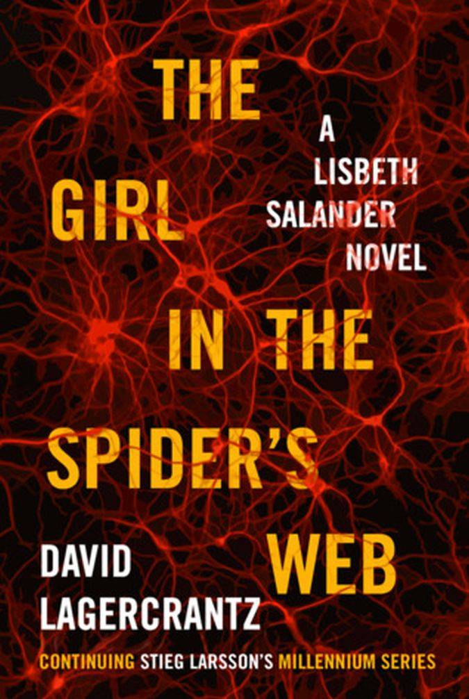 the girl in the spider's web david lagercrantz stieg larsson