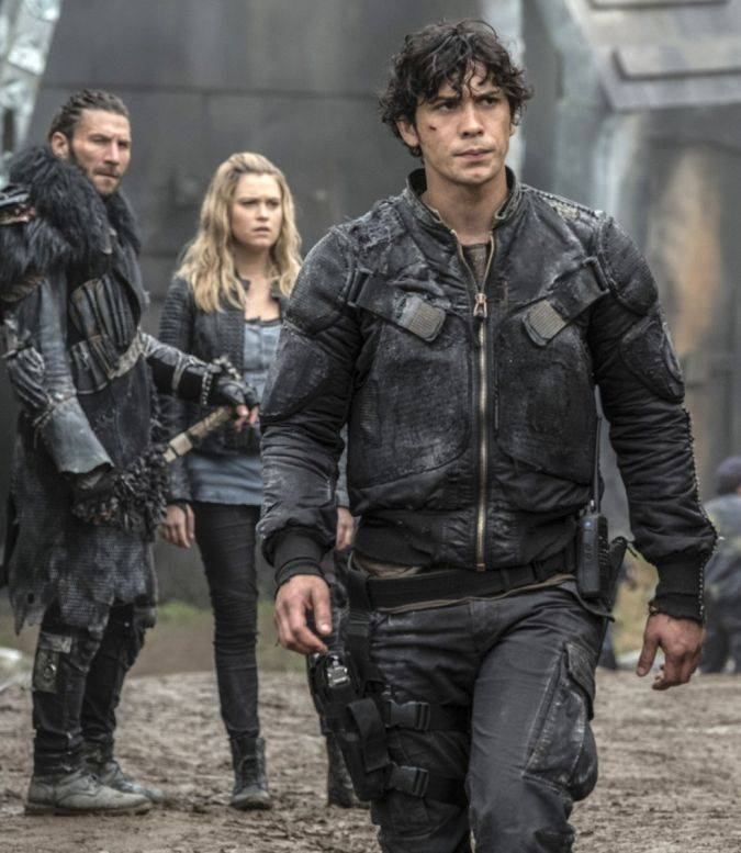 The 100 temporada 4 the cw