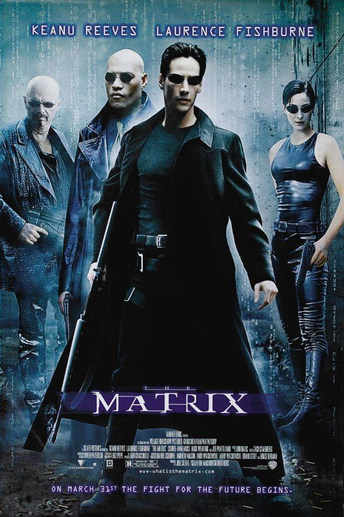 the matriz poster