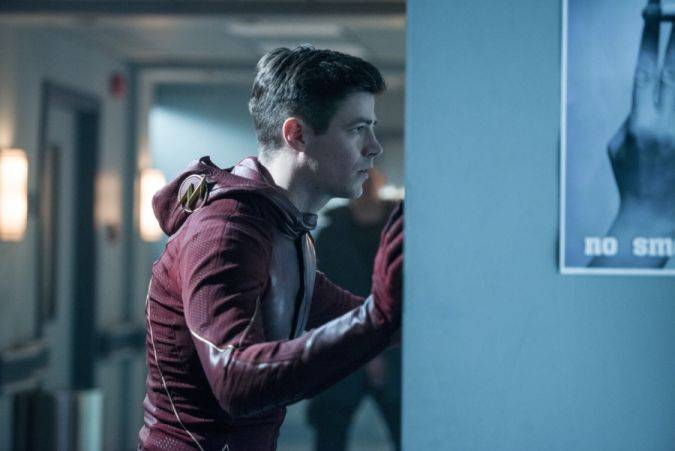 the flash 3x16 barry allen