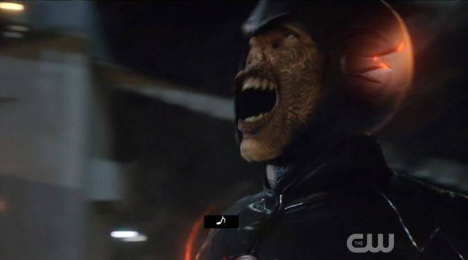 the flash 3x16 black flash