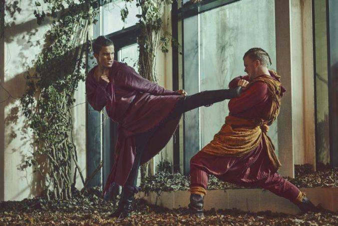 into the badlands temporada 2 mk