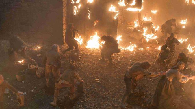 origins un recorrido por la humanidad fuego