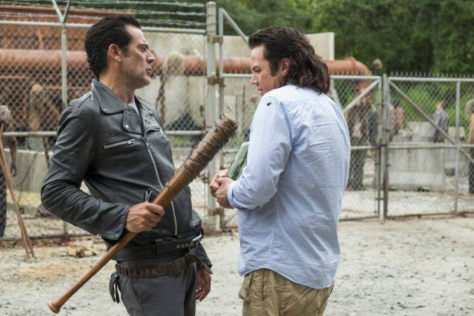 the walking dead 7x14 eugene negan