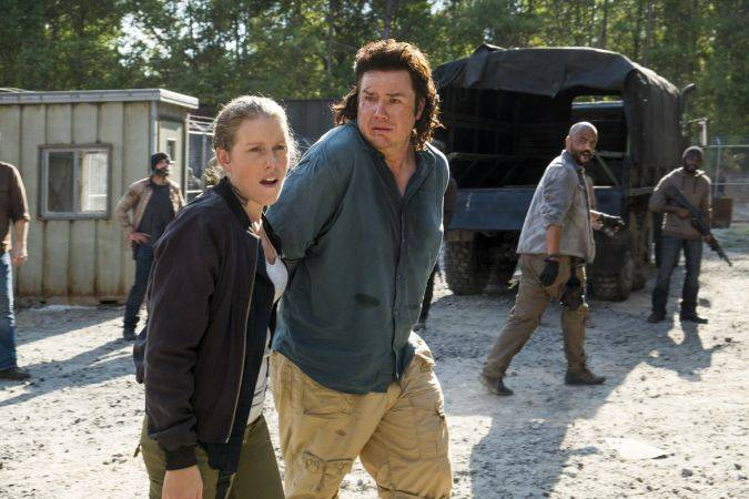 the walking dead 7x14 eugene sanctuary