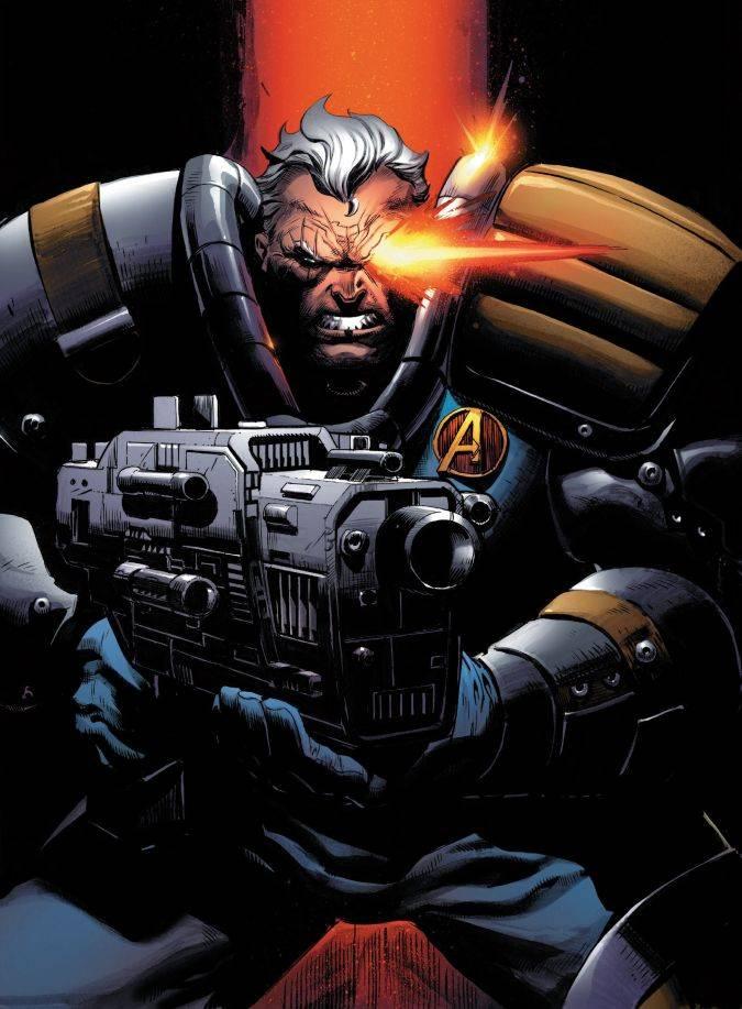deadpool 2 cable marvel comics
