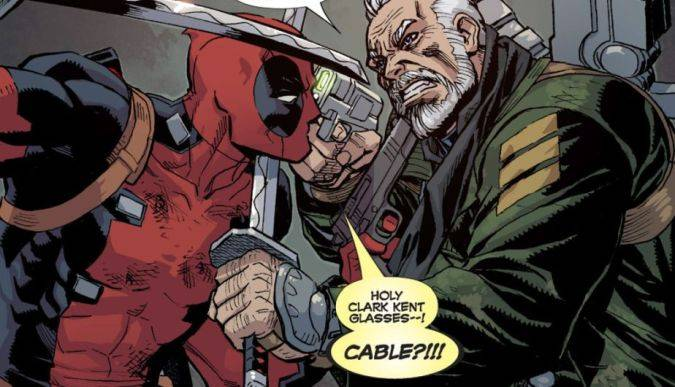 deadpool 2 cable marvel