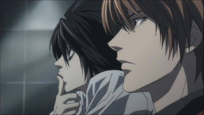 light l death note