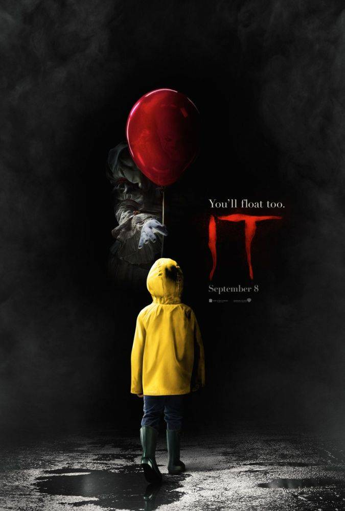 it poster pelicula 2017