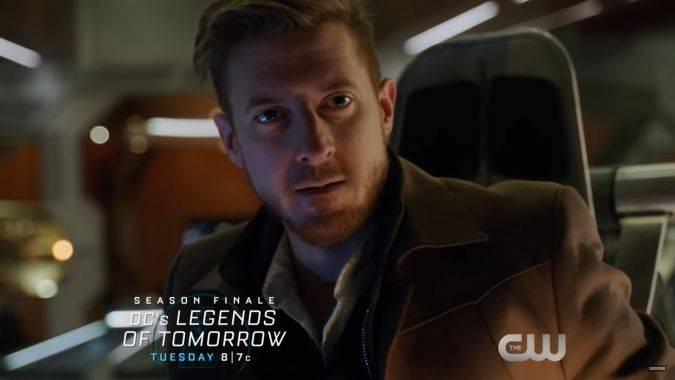 legends of tomorrow 2x17 rip hunter