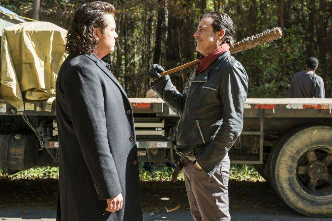 the walking dead 7x16 negan eugene final temporada 7