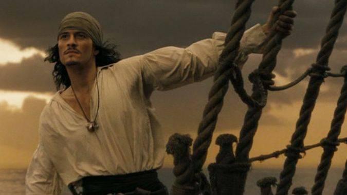 Will Turner piratas del caribe 3 final