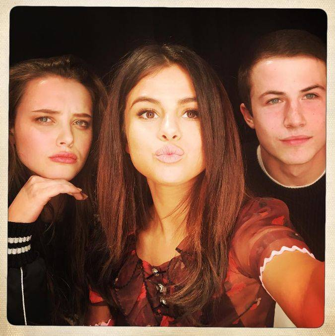13 reasons why selena gomez hannah baker