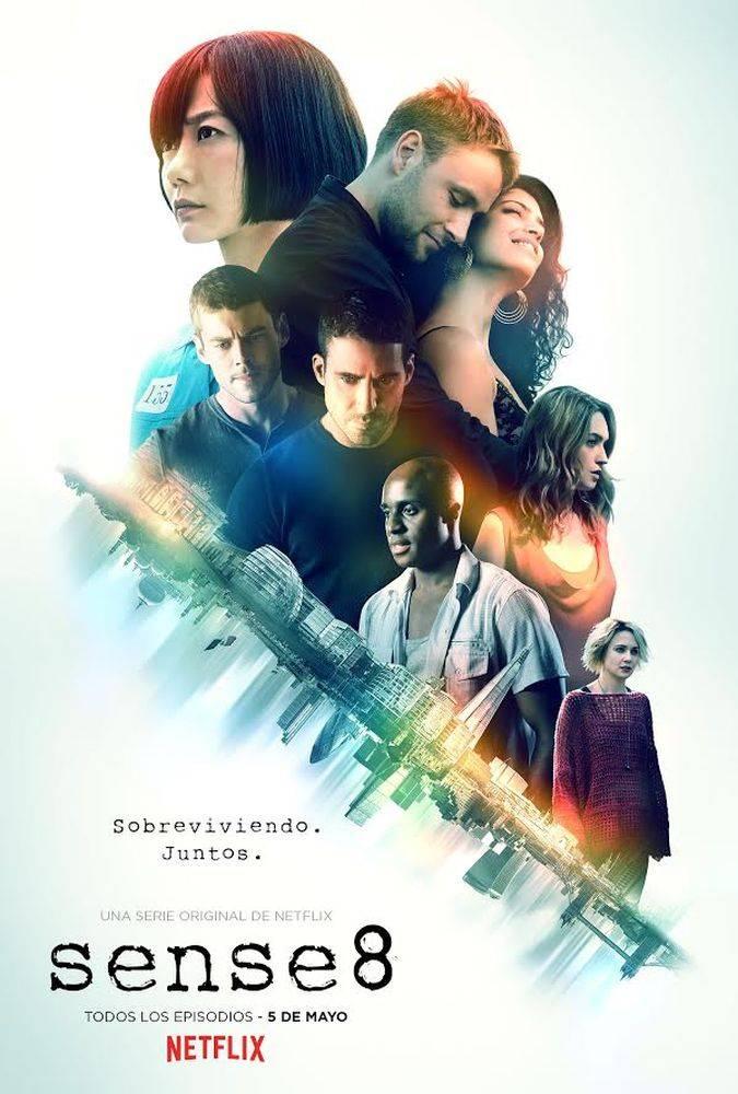 Sense8 temporada 2 poster