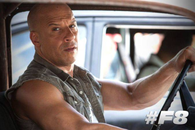 the fate of the furious vin diesel toretto