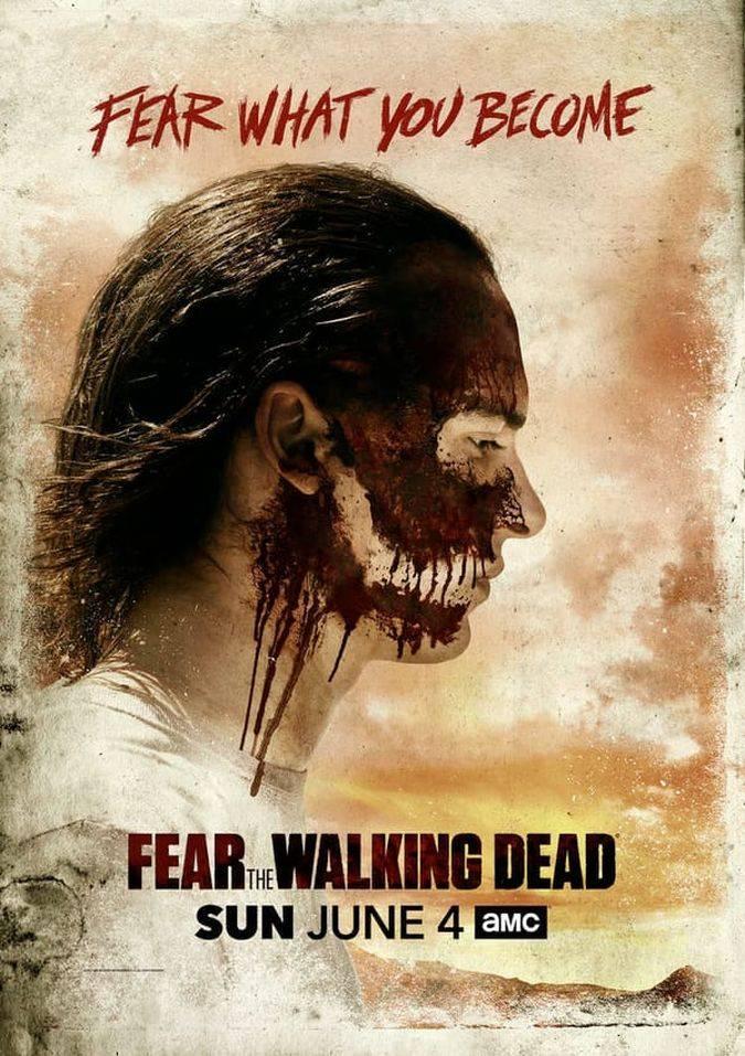 fear the Walking Dead temporada 3 amc