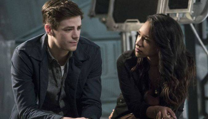 The flash 3x21 barry iris