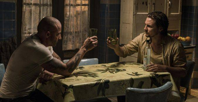 Prison Break 5x07: tráiler, sinopsis, claves y dónde ver Wine Dark ...