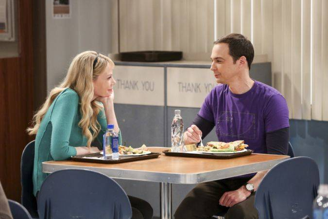 the big bang theory 10x24 ramona sheldon