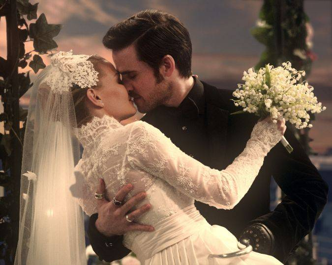 once upon a time matrimonio emma swan hook
