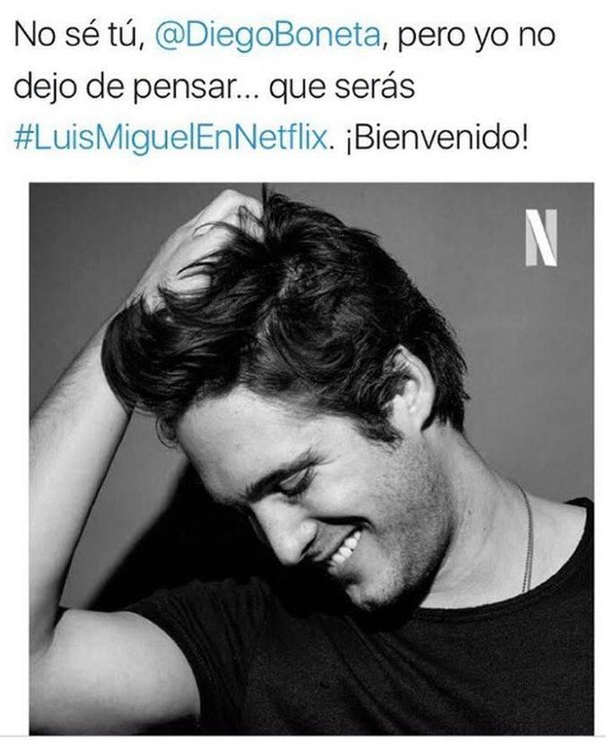 Lus Miguel Diego Boneta instagram