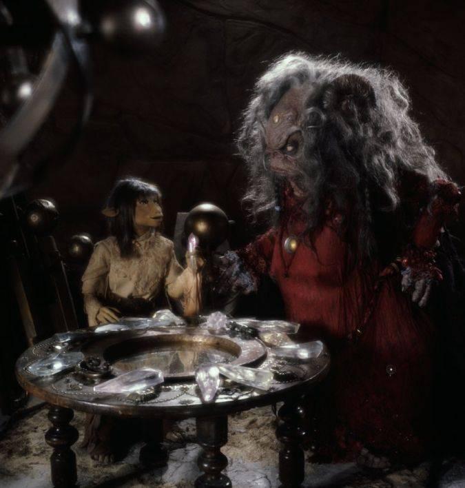 The Dark Crystal pelicula original
