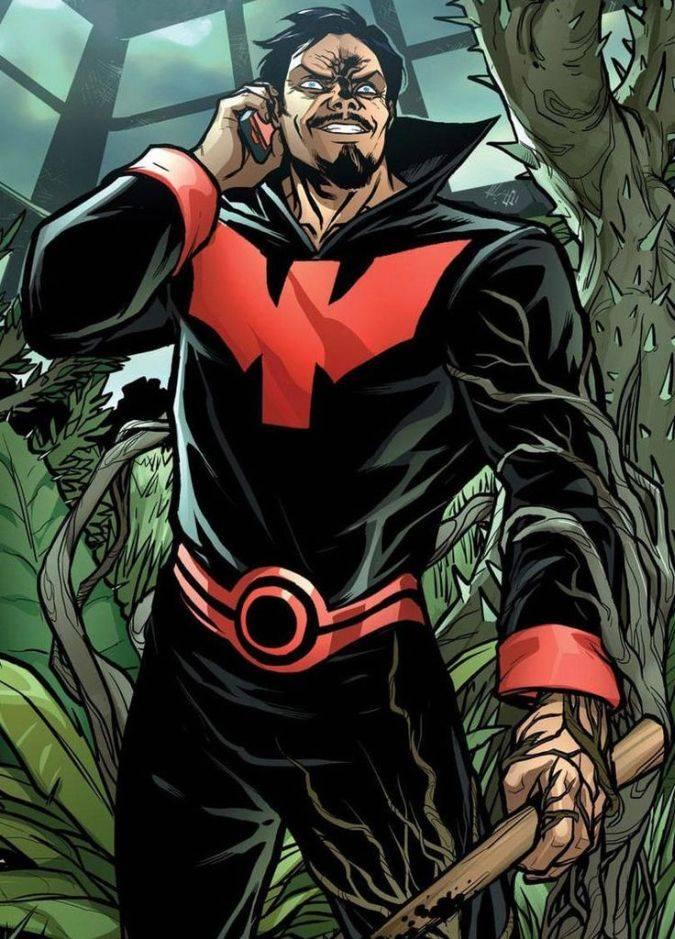 black tom cassidy marvel comics villano deadpool 2