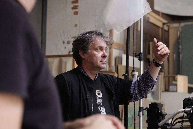 István Borbás director festival cine al este de lima