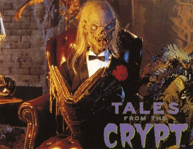 Tales From the Crypt reboot tnt