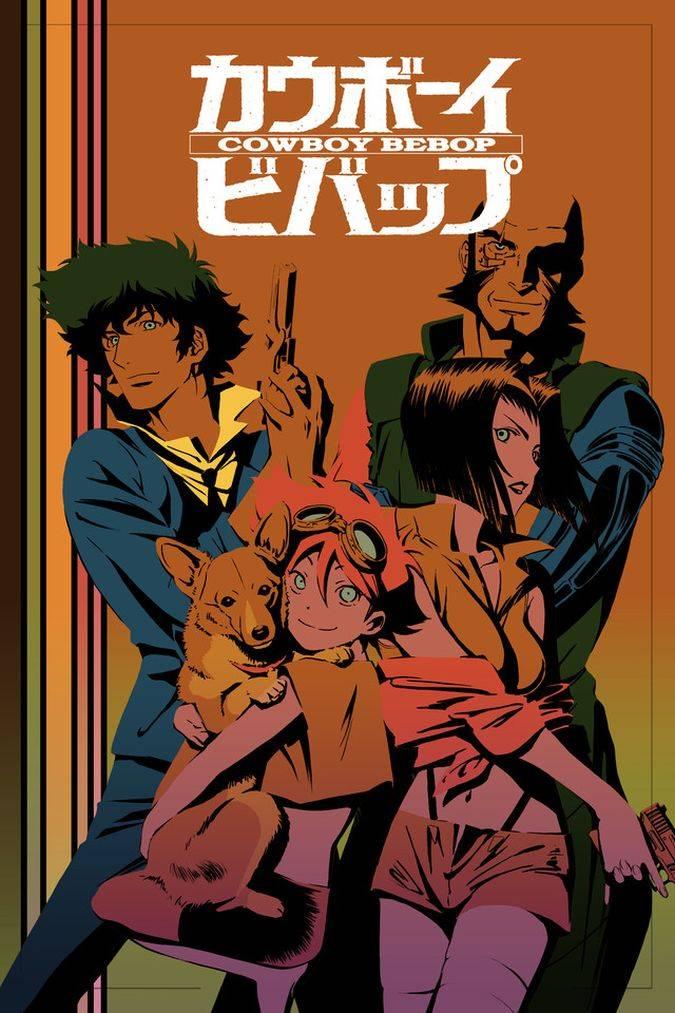 cowboy bebop poster anime
