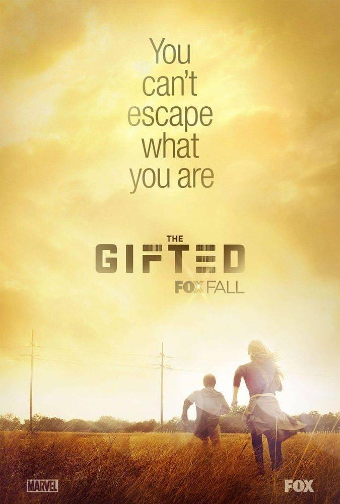 the gifted poster serie x-men marvel fox
