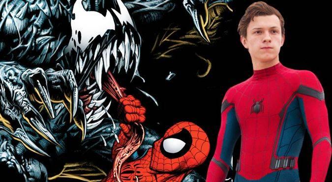 spider-man venom mcu