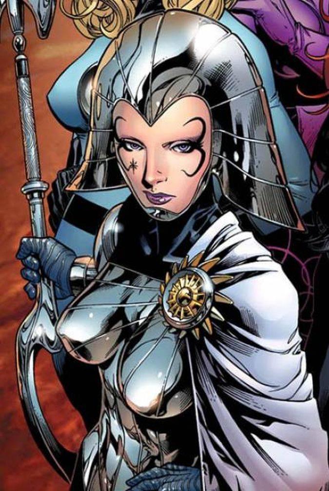 X-men Dark Phoenix Lilandra