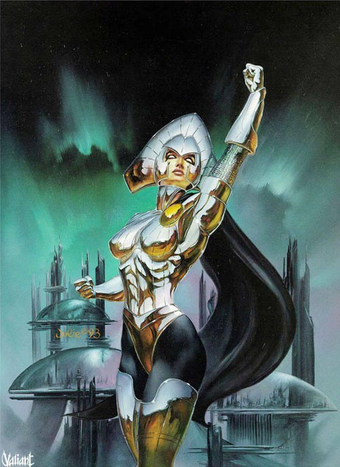 lilandra emperatriz shiar