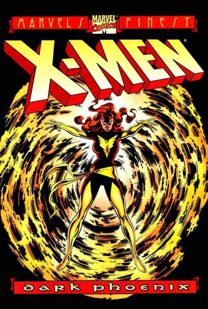 the dark phoenix saga portada marvel comics
