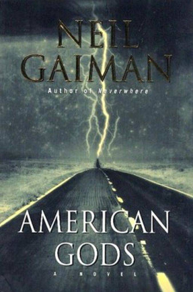 american gods libro primera edicion