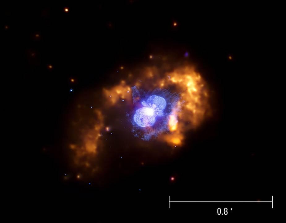 estrellas,eta carinae,NASA,espacio